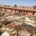 Leerlooierij Marrakesh
