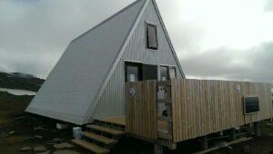 Baldvínskáli Hut