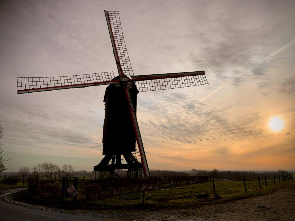 Poelberg molen