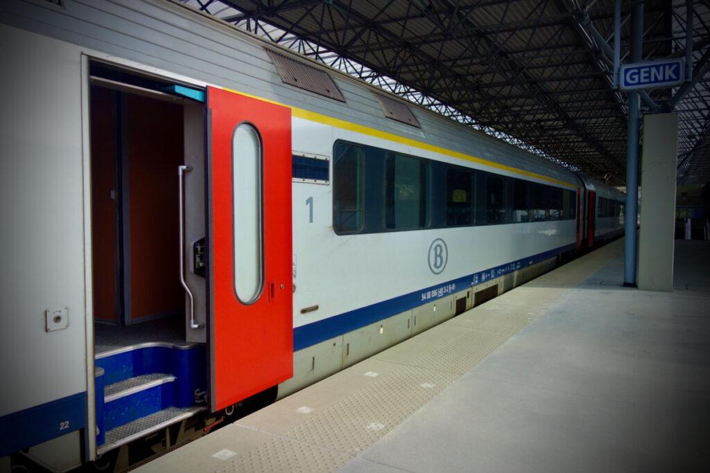 station Genk