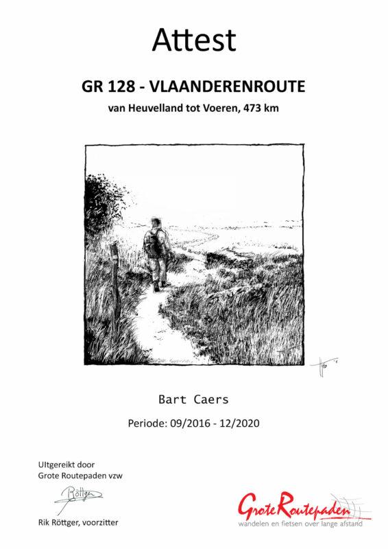 GR 128 eregallerij
