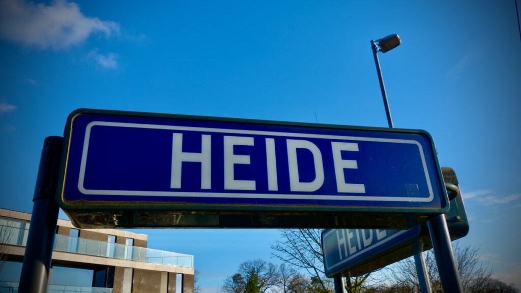 Heide station