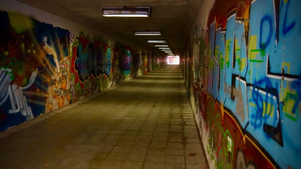 tunnel Elewijt
