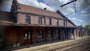station Hoboken-Polder